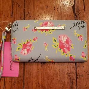 NWT - Betsey Johnson Wallet